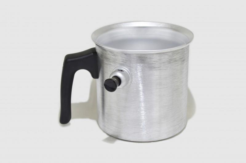 Levně ALB Forming Mlékovar z hliníku, broušený (0,9l) 0,9 l