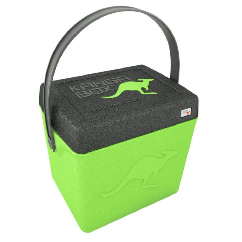 Levně KÄNGABOX® termobox  Trip 20 litrů  LIME GREEN
