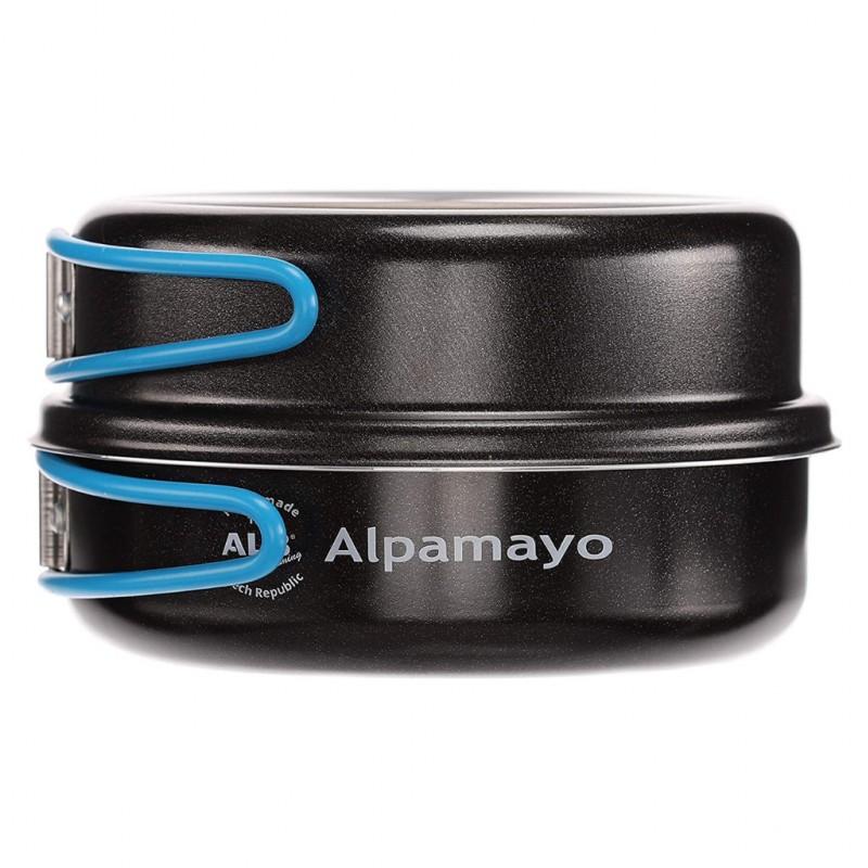 ALB Forming ALPAMAYO - pro jednu osobu černá